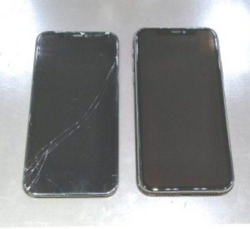 iPhone11「画面割れ