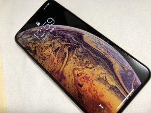 【宇治市よりご来店】iPhoneXのガラスコーティング【スマートクール】