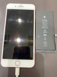 iPhone 7バッテリー交換