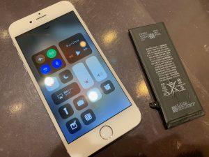 アイフォン iPhone 6 バッテリー 電池 交換