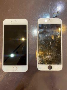 iPhone6s 画面修理