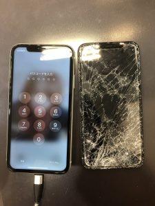 iPhone11液晶交換