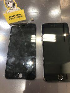 iPhone6Plus液晶交換