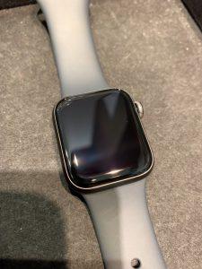 Apple Watchガラスコーティング