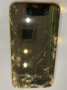 iPhone11画面交換