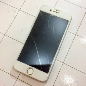 iPhoneSE画面