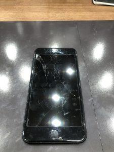 iPhone7+画面