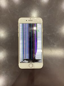 iPhone7液晶不具合