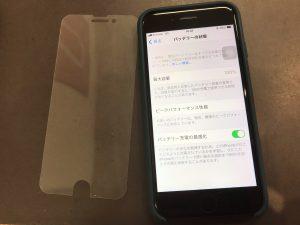 アイフォンセブン電池交換