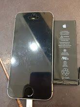 長年使っている機種のバッテリー交換!iPhoneSEのバッテリー交換。【岡山県倉敷市よりお越しのお客様】