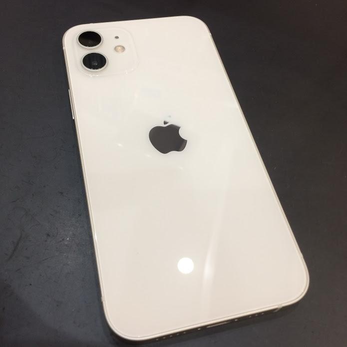 端末を綺麗に保ちませんか??iPhone12のガラスコーティング【総社市からのお客様】