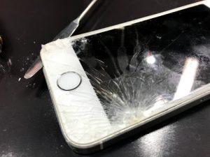 画面交換iPhoneSE