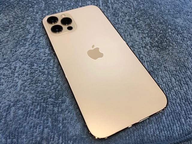 iPhone12ProMax ガラスコーティング 【和歌山県橋本市】