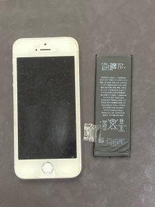 iPhoneSE(第一世代) バッテリー交換 田川市