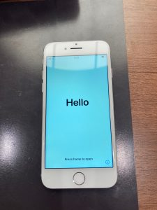 アイフォーン7 画面割れ OS復元