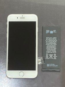 アイフォーン6s バッテリー交換【iPhone6s】 門司区