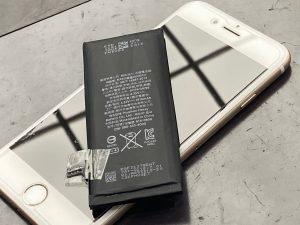 アイホーン6 電池交換【iPhone 6】 田川郡 修理完了