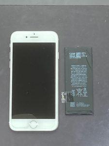 アイホン8 電池交換【iPhone 8】 宮若市