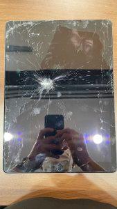 iPadpro11インチガラス割れ