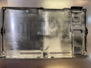 Switchパネル汚れ