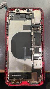 iPhone11電池交換