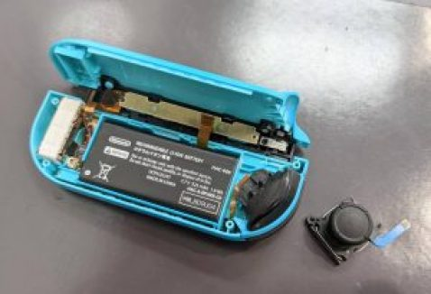 switchジョイコン修理