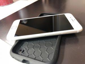 iPhone8 ガラスコーティング