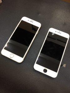 落とされたときはすぐに当店へお持ち込みください!!iPhone7の画面交換 スタッフ募集中!!土日祝日は入れる方大歓迎!!!〈香川県丸亀市のお客様〉