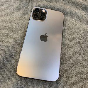 ガラスコーティングをしたiPhone11Pro