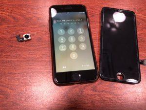 カメラ・画面交換をしたiPhone8