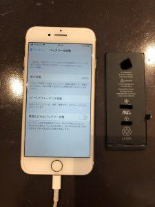 iPhone6・バッテリー交換《高松市からお越しのお客様》