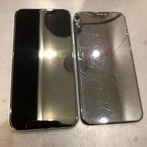 iPhoneX・画面交換・高松市よりお越しのお客様