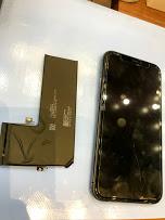 バッテリー交換したiPhone12pro