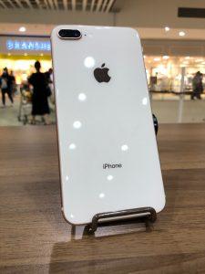 iPhone8+両面ガラスコーティング