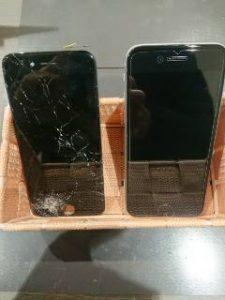 iPhone6s 画面交換 液晶割れ