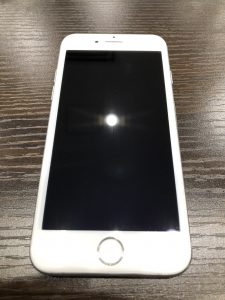 IPHONE8画面交換完了後