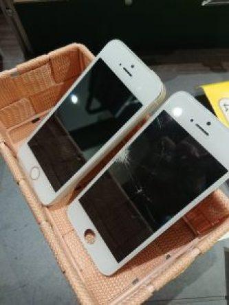 アイフォンSE 画面交換