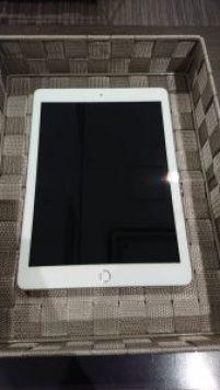 iPad5 画面交換 ガラスコーティング