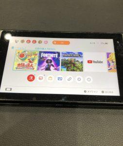 任天堂Switchゲームカードスロット交換