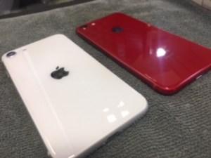 iphoneSEスマホコーティング