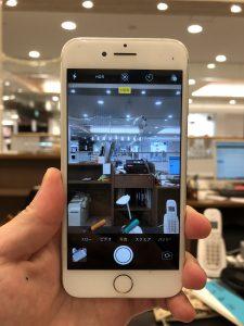 リアカメラ修理iphone7