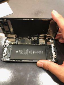 iPhone11フロントパネル交換