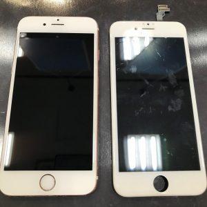 iPhone6の画面交換