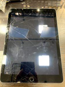 iPad5ガラス