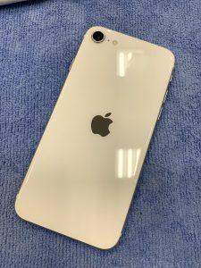 iPhoneSEコーティング