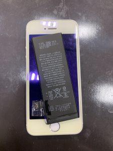 iPhone SEバッテリー