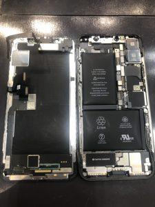 iPhoneX電池の持ちが悪い