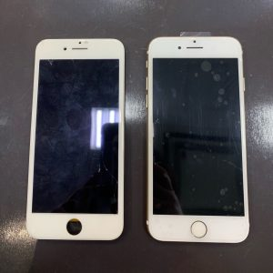 iPhone 画面割れ 画面修理