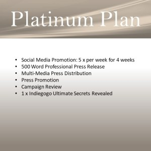 Platinum Plan