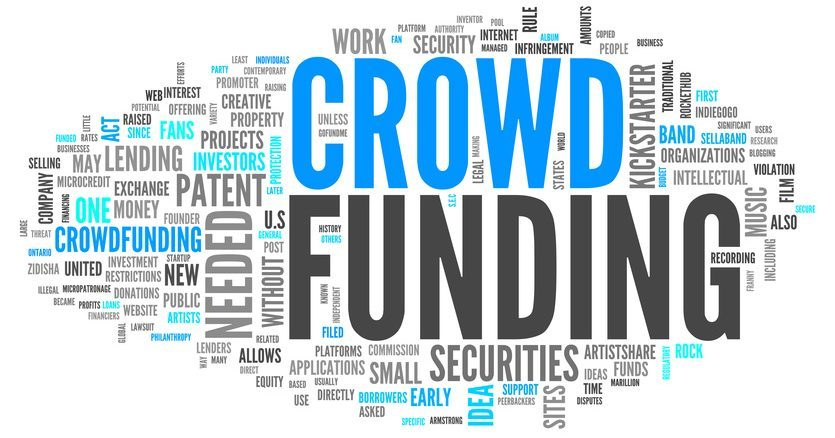 crowdfunding services